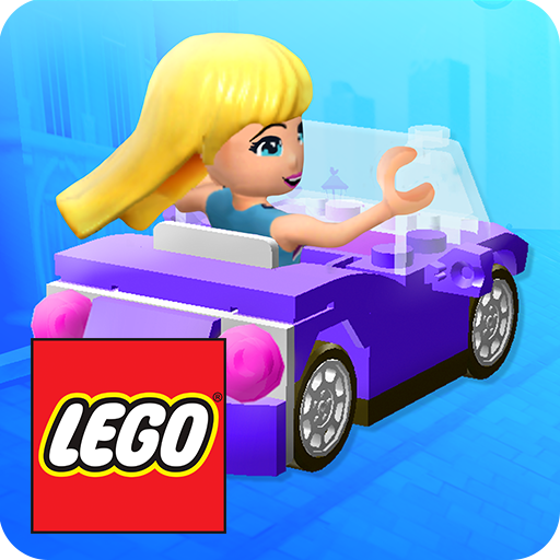 Lego Game Kids (LEGO® Friends Heartlake Rush)