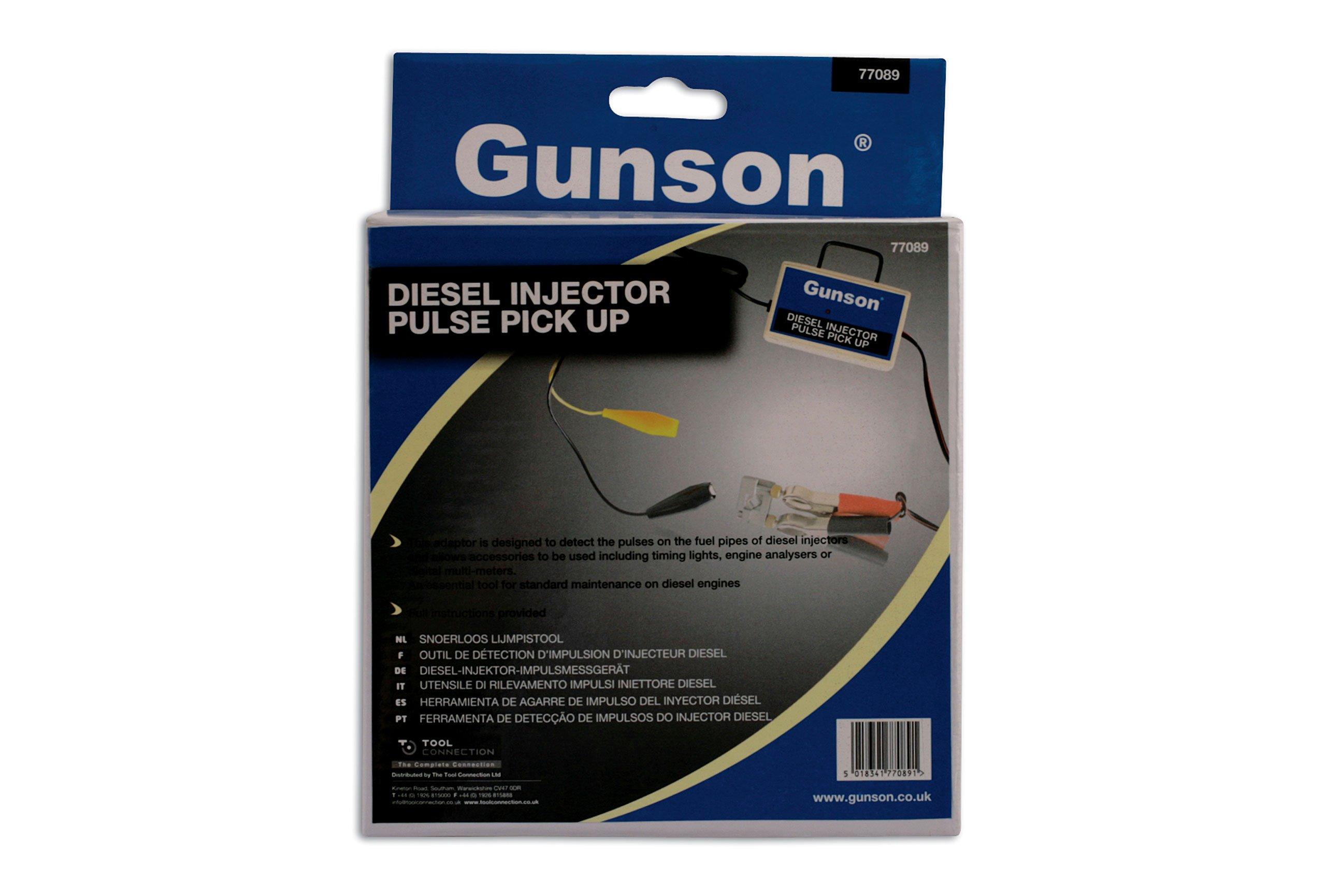 Gunson - 77089 Diesel Adaptor For Timing Lights by Gunson (Image #2)