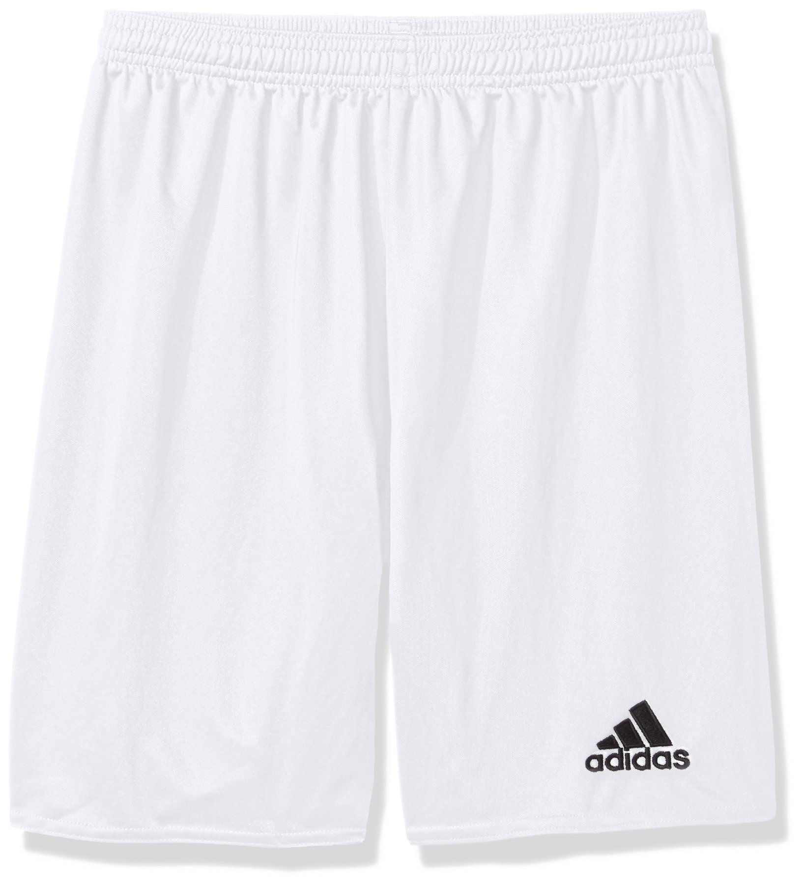 adidas Youth Parma 16 Shorts, White/Black, X-Large
