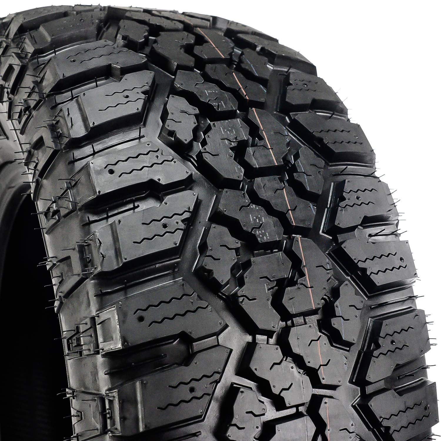 10 Ply Kanati Trail Hog A//T-4 All-Terrain Tire LT265//70R17 121//118Q E