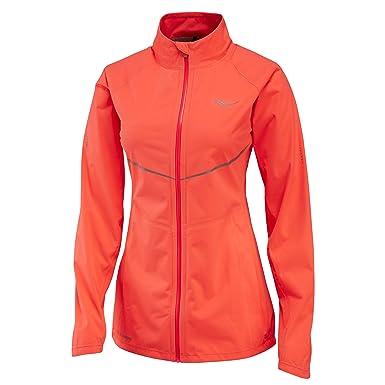 Amazon.com: Saucony Razor - Chaqueta para mujer: Clothing