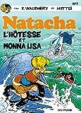Natacha, tome 7 : L'hotesse et Monna Lisa