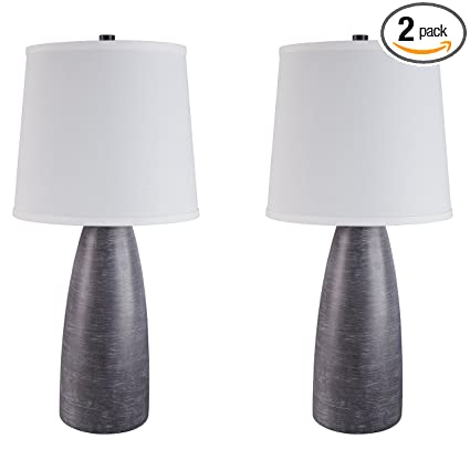 Ashley Furniture Signature Design   Shavontae Table Lamps   Set Of 2    Modern   Contemporary