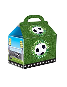 COOLMP - Lote de 12 Bolsas de Fiesta de fútbol, Talla única ...