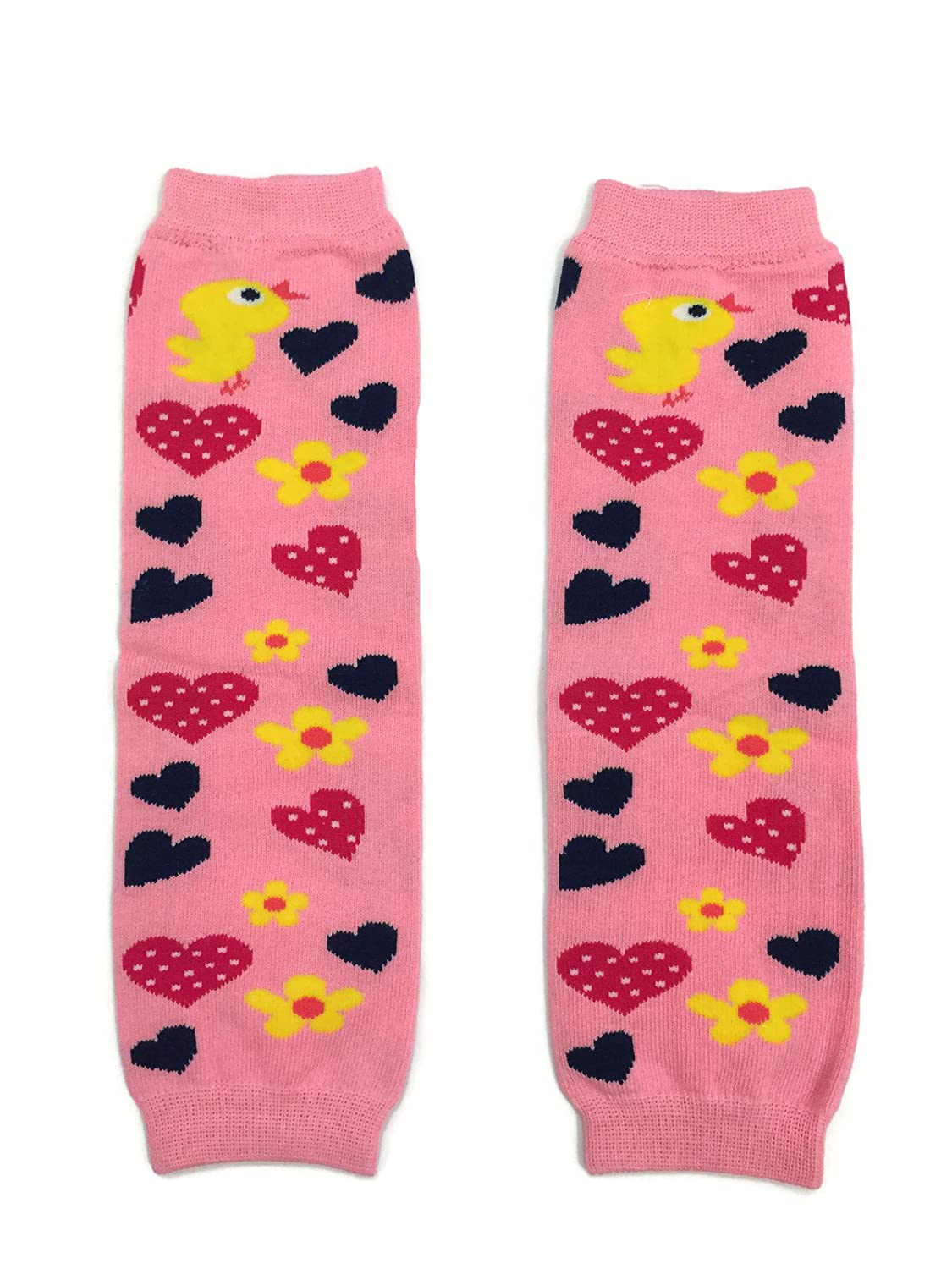 Rush Dance Valentines Day Love Hearts Baby//Toddler Leg Warmers