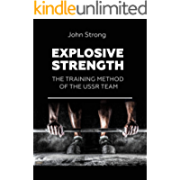Explosive strength. The training method of the USSR team
