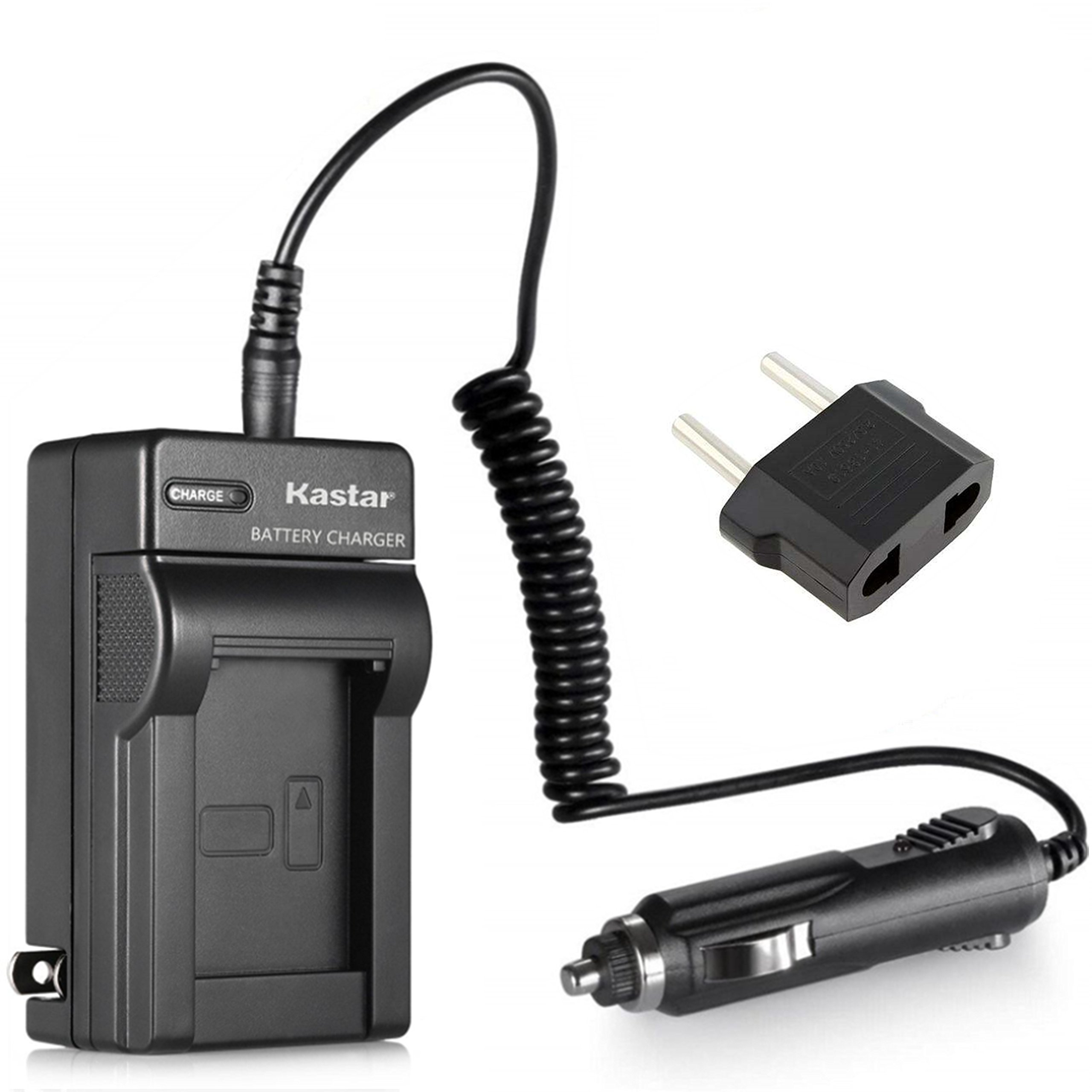 Kastar Charger for Sony NP-FM30, NP-FM50, NP-FM51, NP-FM70, NP-FM71, NP-FM90, NP-FM91, NP-QM50, NP-QM51, NP-QM70, NP-QM71, NP-QM90, NP-QM91 and Sony DCR Series