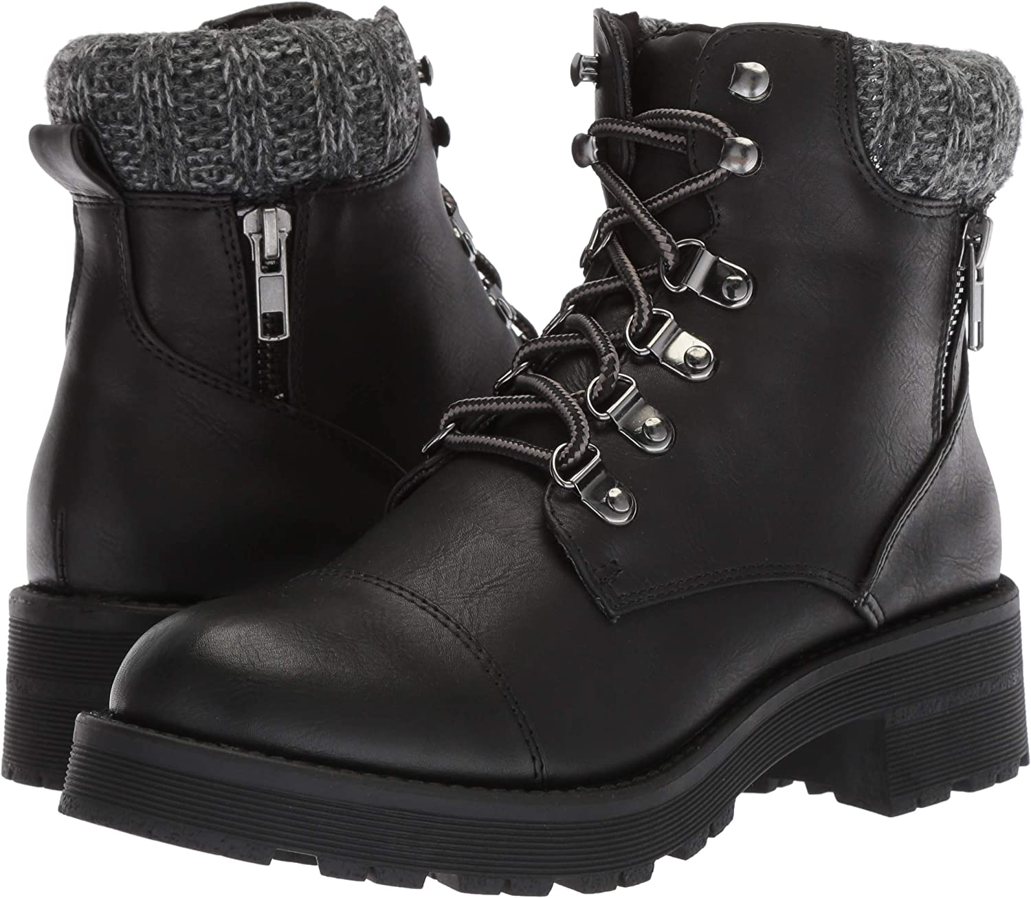 mia windy lace up bootie