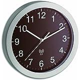 tfa dostmann 98109108 horloge radio pilote design - Pendule Salle De Bain
