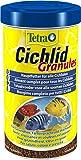 Tetra Cichlid Granules (Hauptfutter Mix für Cichliden)