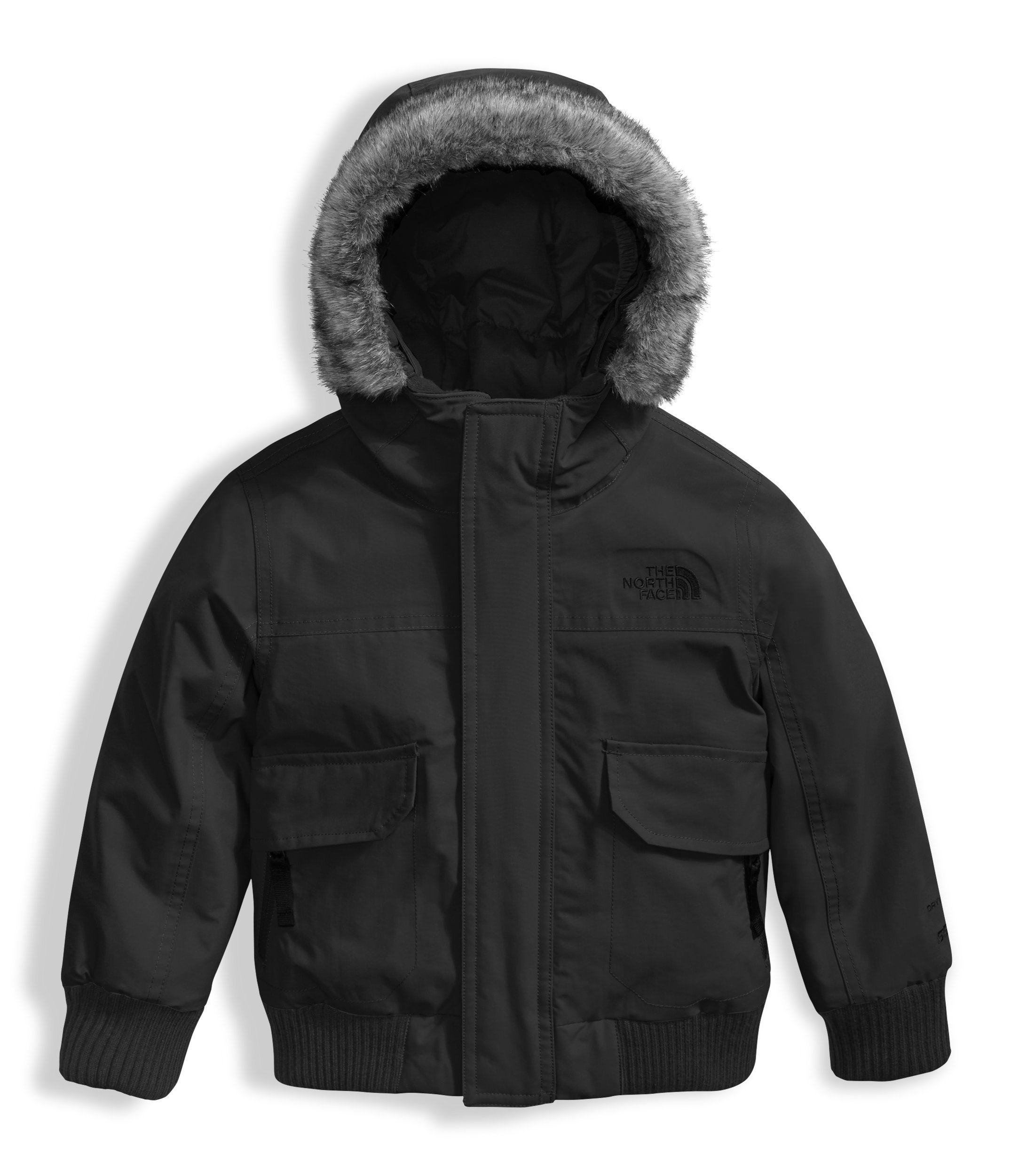 The North Face Toddler Boys Gotham Down Jacket Black (5 Toddler) by The North Face