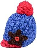 Simplicity Kids Baby Toddler Winter Warm Hat Knit Girls PomPom Beanie