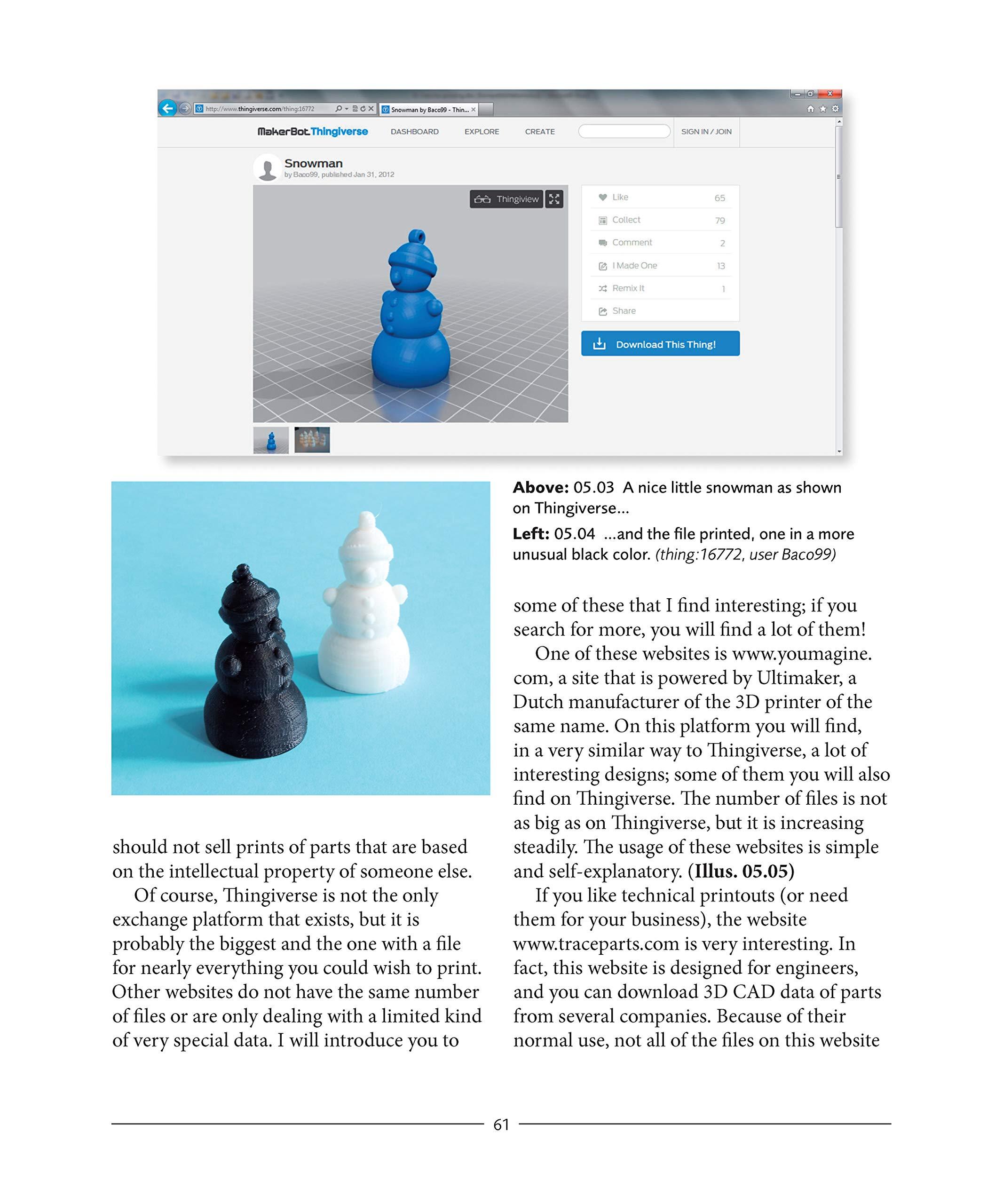 Amazon com: 3D Printers: A Beginner's Guide (Fox Chapel