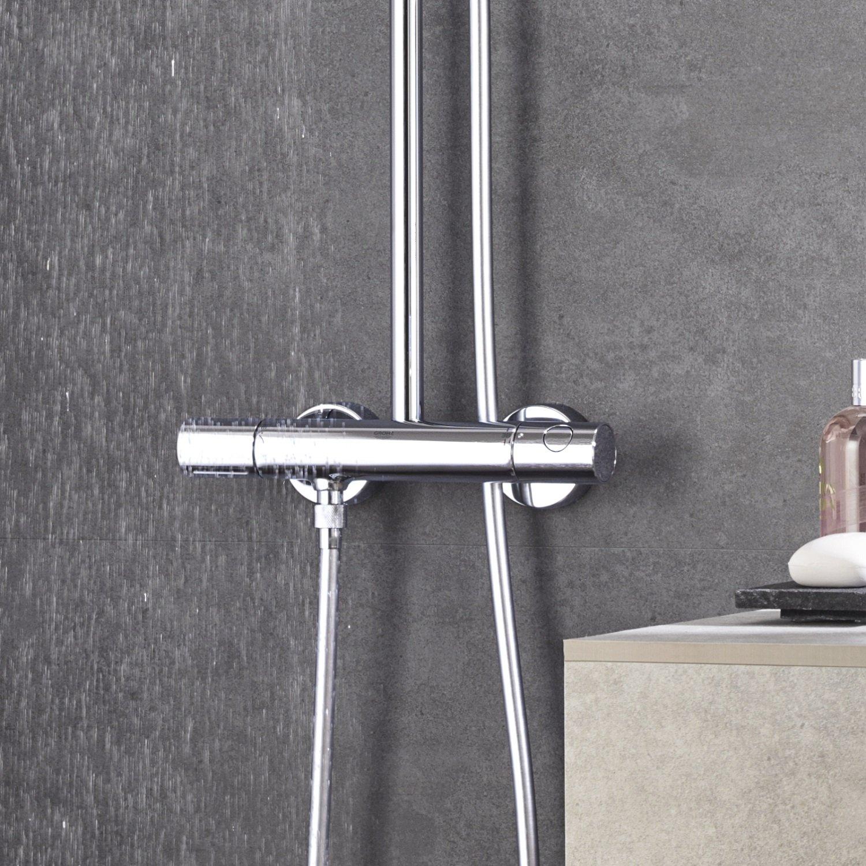 GROHE Euphoria 180 mm Brausen und Duschsysteme Duschsystem
