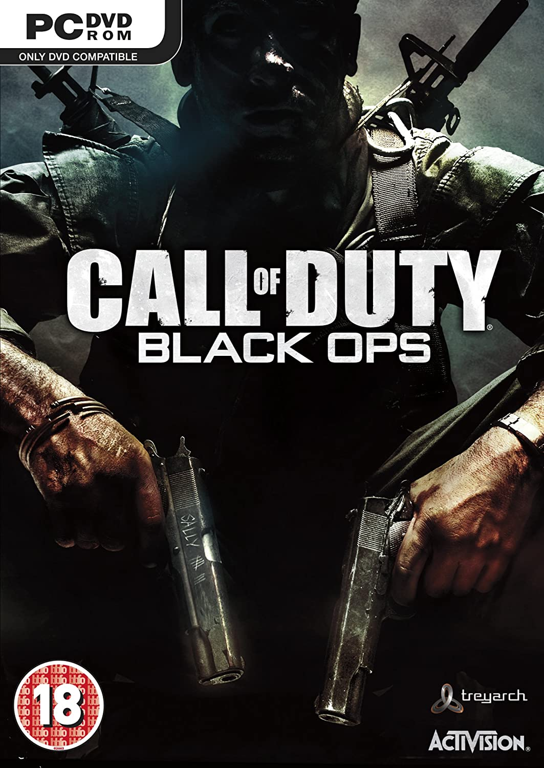 Image result for Call of Duty Black Ops cover pc