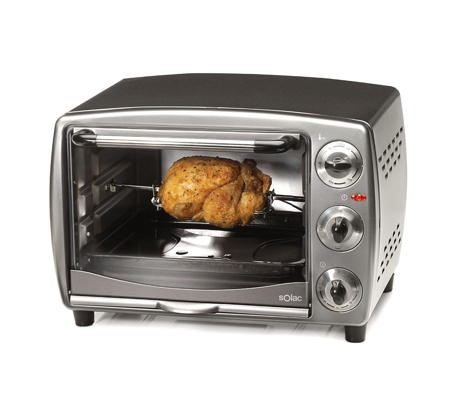 Amazon.com: Solac HO6019 Backofen 19 L: Kitchen & Dining
