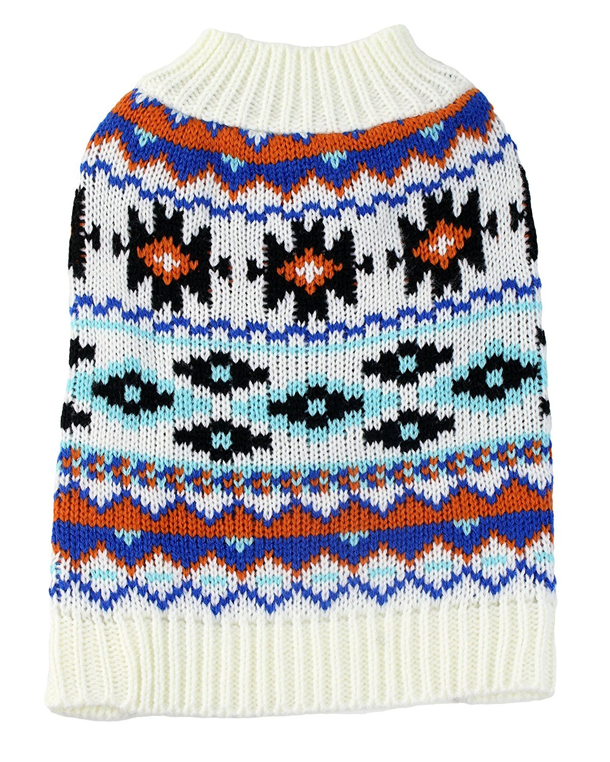 Aztec Dog Sweater by Midlee (Large)