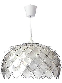Araña Luz de techo Luces de Shell Lámpara colgante Lámpara ...