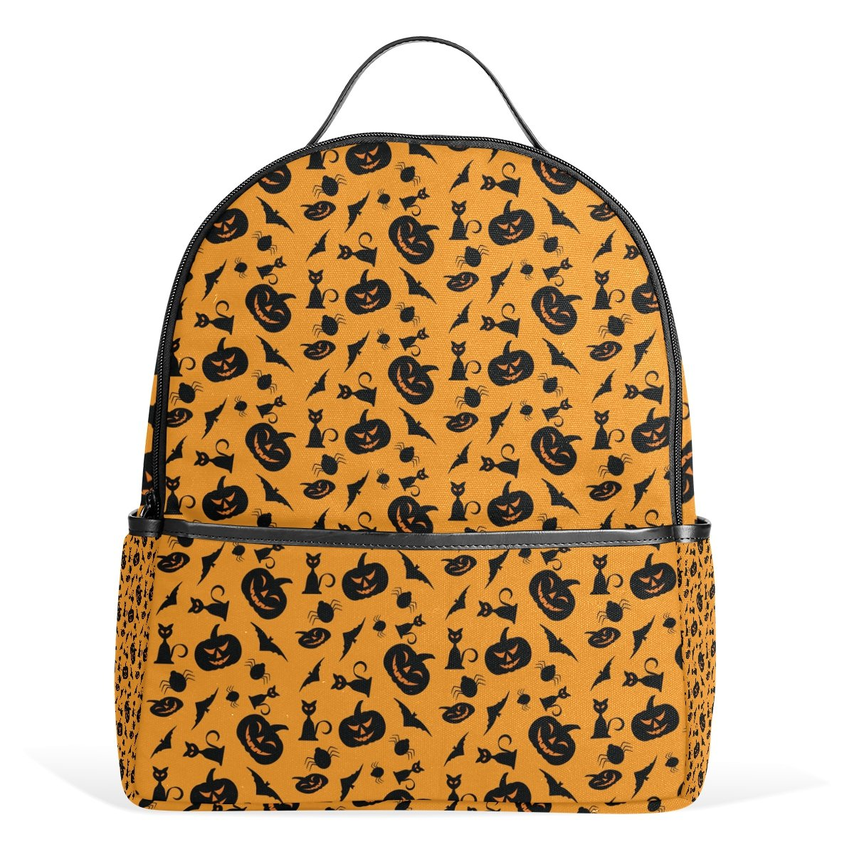 JSTEL Halloween School Backpack 4th 5th 6th Grade for Boys Teen Girls Kids   Amazon.co.uk  Clothing b489c544f8405