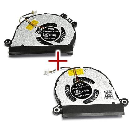 Ventilador Izquierda y Derecha Compatible para ordenador PC ...