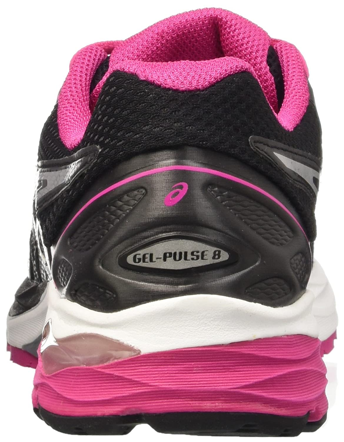 db50985b3 Women's Asics Gel Pulse 8 Womens Running Shoes Cushioned Trainers Ladies  Pink