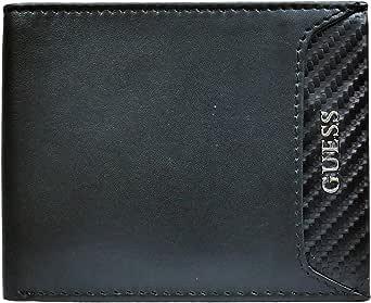 Guess Bifold Wallet Barreño para Hombre