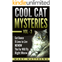Magical Cool Cat Mysteries Boxed Set Volume 3 (Magical Cool Cats Mysteries)