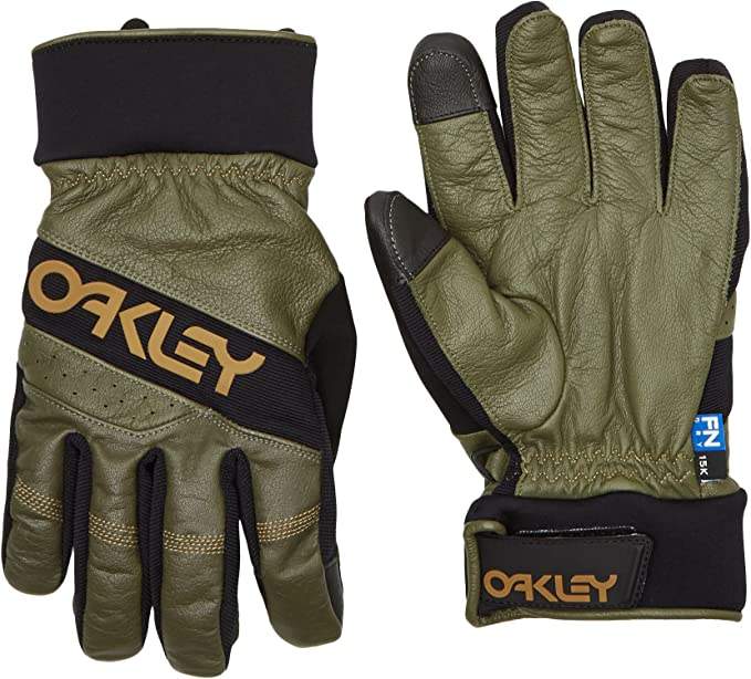 cheap sale save up to 80% huge selection of Oakley Factory Winter Men's Gloves Gloves 2: Oakley: Amazon ...