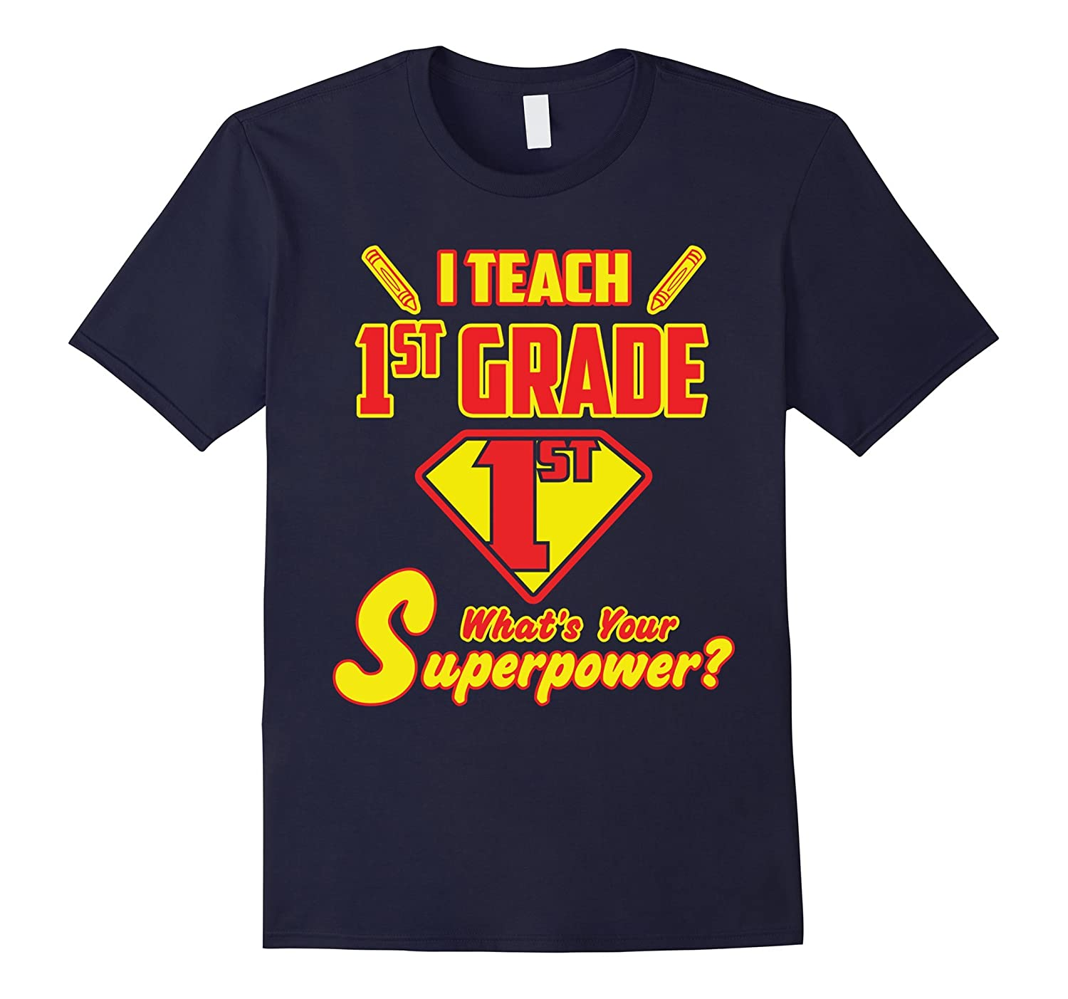 2 Sided Superhero I Teach 1st Grade Whats Your Superpower?-Vaci