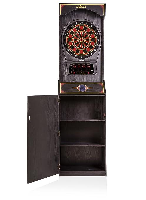 Arachnid Arcade Style Cabinet Dart Game: Amazon.co.uk: Sports ...