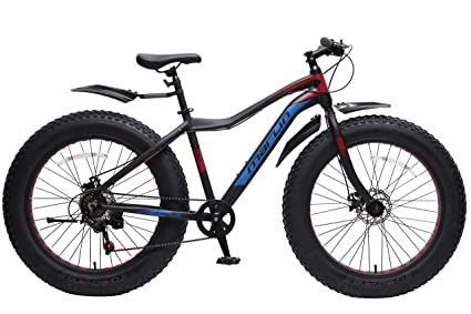 06284910340 Marlin Bikes Aluminum-Alloy Fatbike Men Thor Bicycle, 26X4.9 Inches (Thor