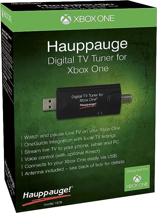 Amazon.com: Hauppauge. Sintonizador de TV digital para Xbox ...