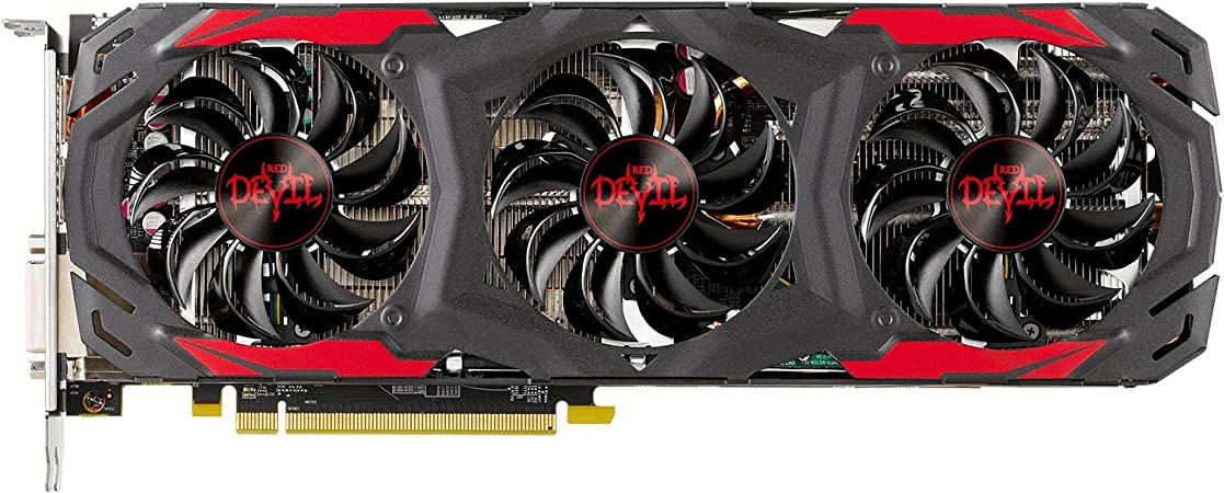 Amazon.com: PowerColor axrx 570 4 GBD5 – 3DH/OC tarjeta de ...