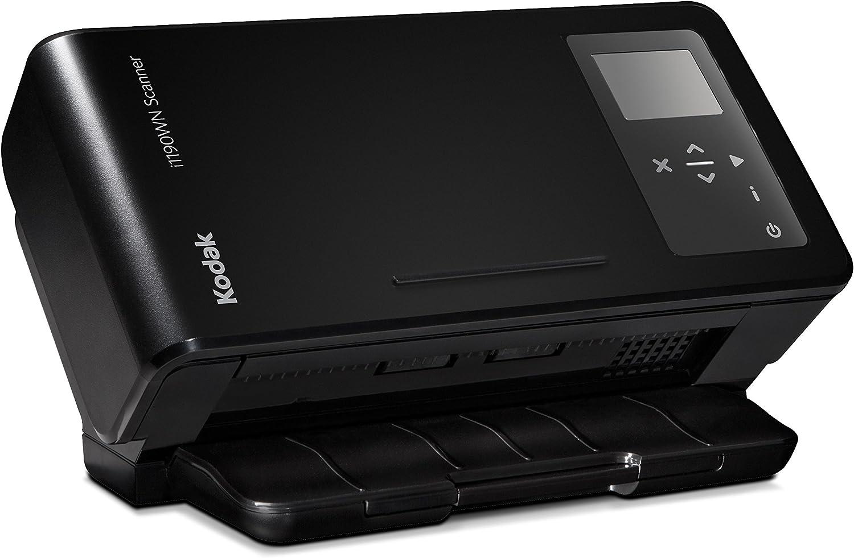 Kodak i1190wn – inalámbrica de Red escáner con 40 Hojas/Minuto y ...
