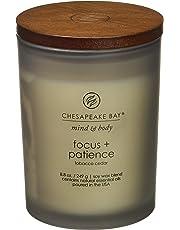 Chesapeake Bay Candle Mind & Body - Vela aromática para Mesa de Centro