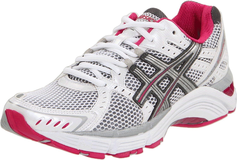 Asics Gel-Foundation 10 Womens White X Wide Running Shoes Size UK 4:  Amazon.co.uk: Shoes & Bags