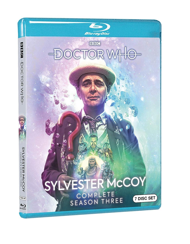 Doctor Who: Sylvester Mccoy Complete Season Three 7 Blu-Ray Edizione: Stati Uniti Italia Blu-ray: Amazon.es: Cine y Series TV
