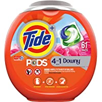 Deals on Tide PODS Plus Downy 4 in 1 HE Turbo Laundry Detergent Pacs