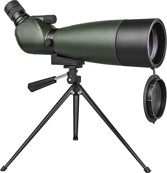 Orion Grandview 20-60x80 Zoom Spotting Scope, Green/Black (51691)