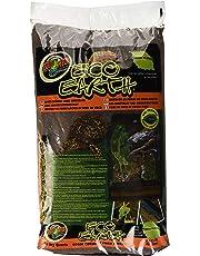 Zoo Med Eco Earth Substrat pour Reptile/Amphibien 23 L