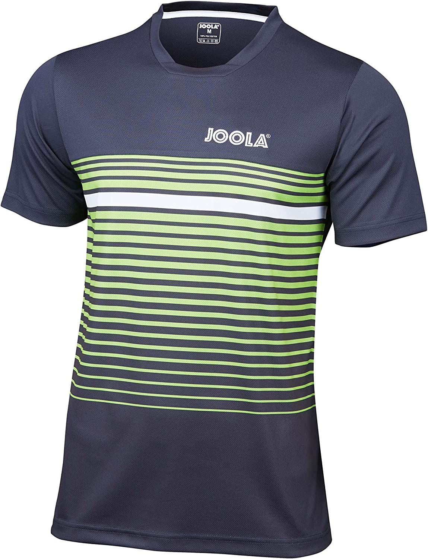 Joola T-Shirt Stripes Navy-blau