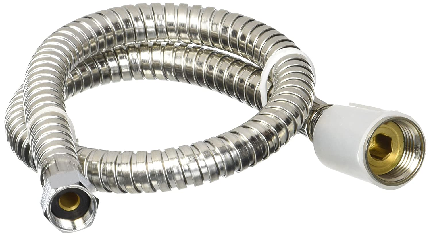 Danze DA664209NBN Stainless Steel Braided Pre-Rinse Hose for Kitchen Faucet, 25-Inch, Brushed Nickel