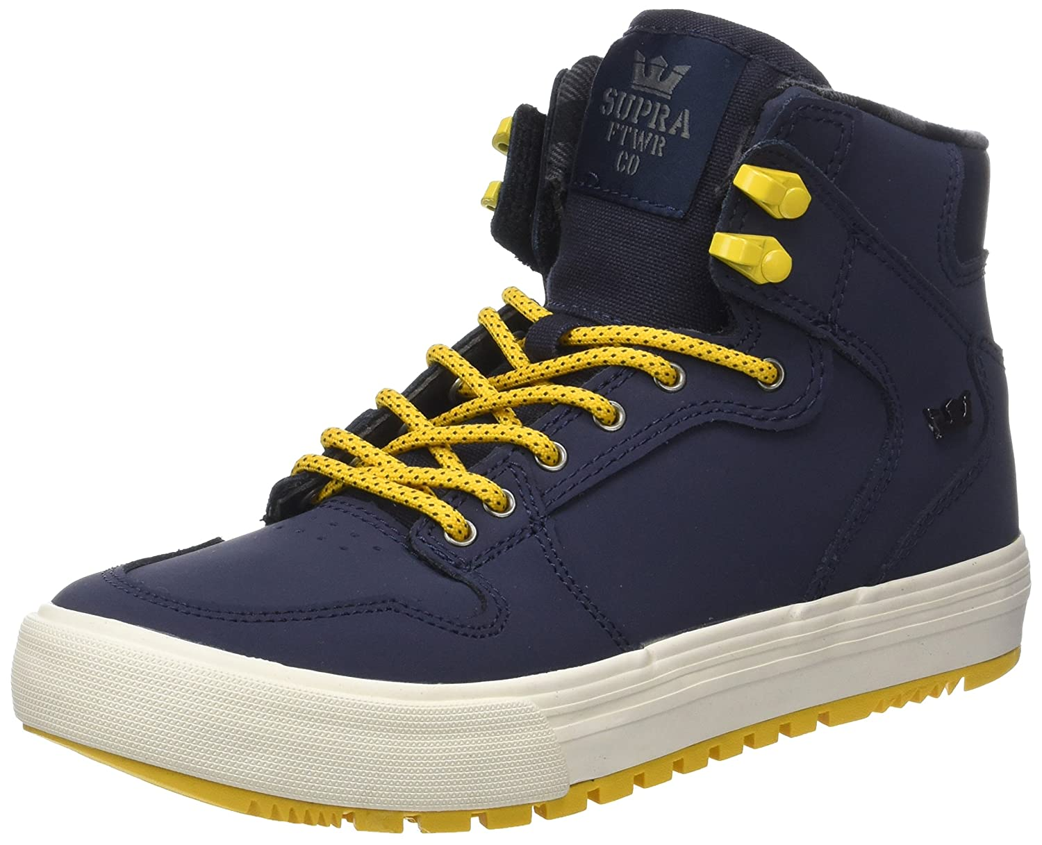 Supra Mens Skytop III Shoes Outer Space/Golden Rod