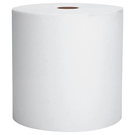 scott essential high capacity hard roll paper towels 01005 white 1000 - Paper Towel Roll