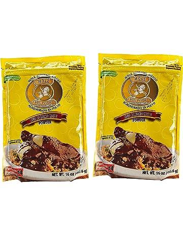 Mole Don Pacho Rojo Almendrado (Red Mole Mexican Sauce Almond Touch)16 Oz (