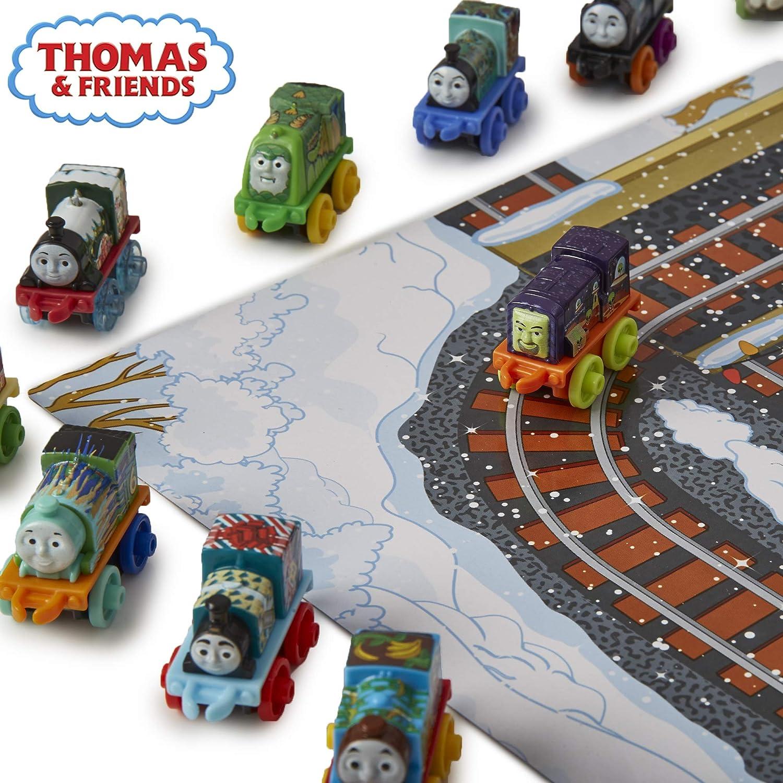 Inhalt Thomas & Friends Adventskalender 2019