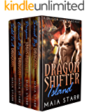 Dragon Shifter Island (Dragon Shifter Boxset)