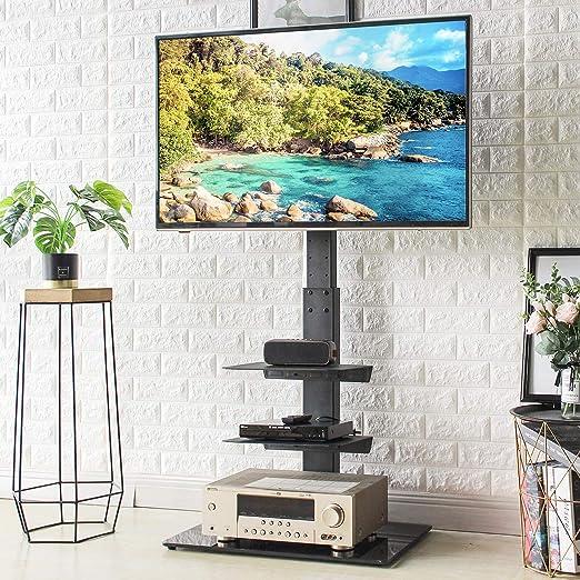 RFIVER Soporte TV de Pie para Television de 32 a 65 Pulgadas con ...