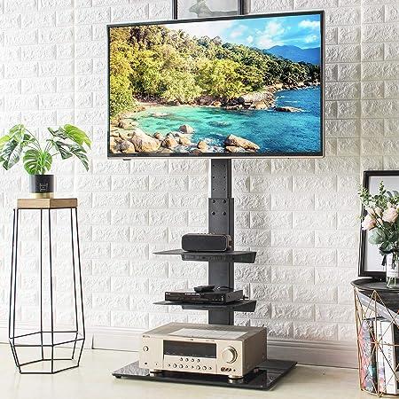 RFIVER Soporte TV de Pie para Television de 32 a 65 Pulgadas con Giratorio y Altura Ajustable TF2002: Amazon.es: Electrónica