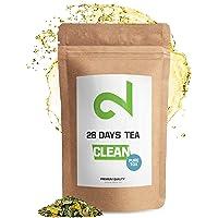 DUAL CLEAN-28 Days PureTox Tea   Voor Dames en Heren   Traditioneel Actief Kruidencomplex   85g Los Blad   Zonder…